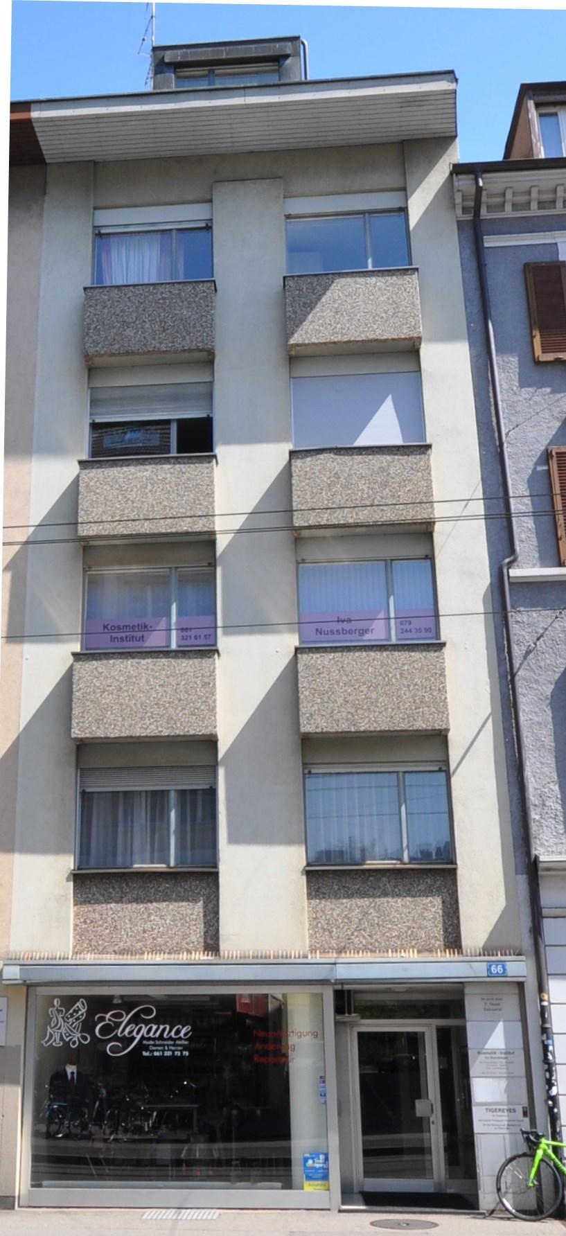 Fassade Strassenseite