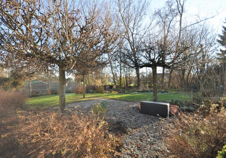 Eigener Gartenteil von 420 m2
