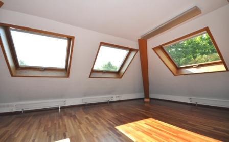 Studio im Dachgeschoss