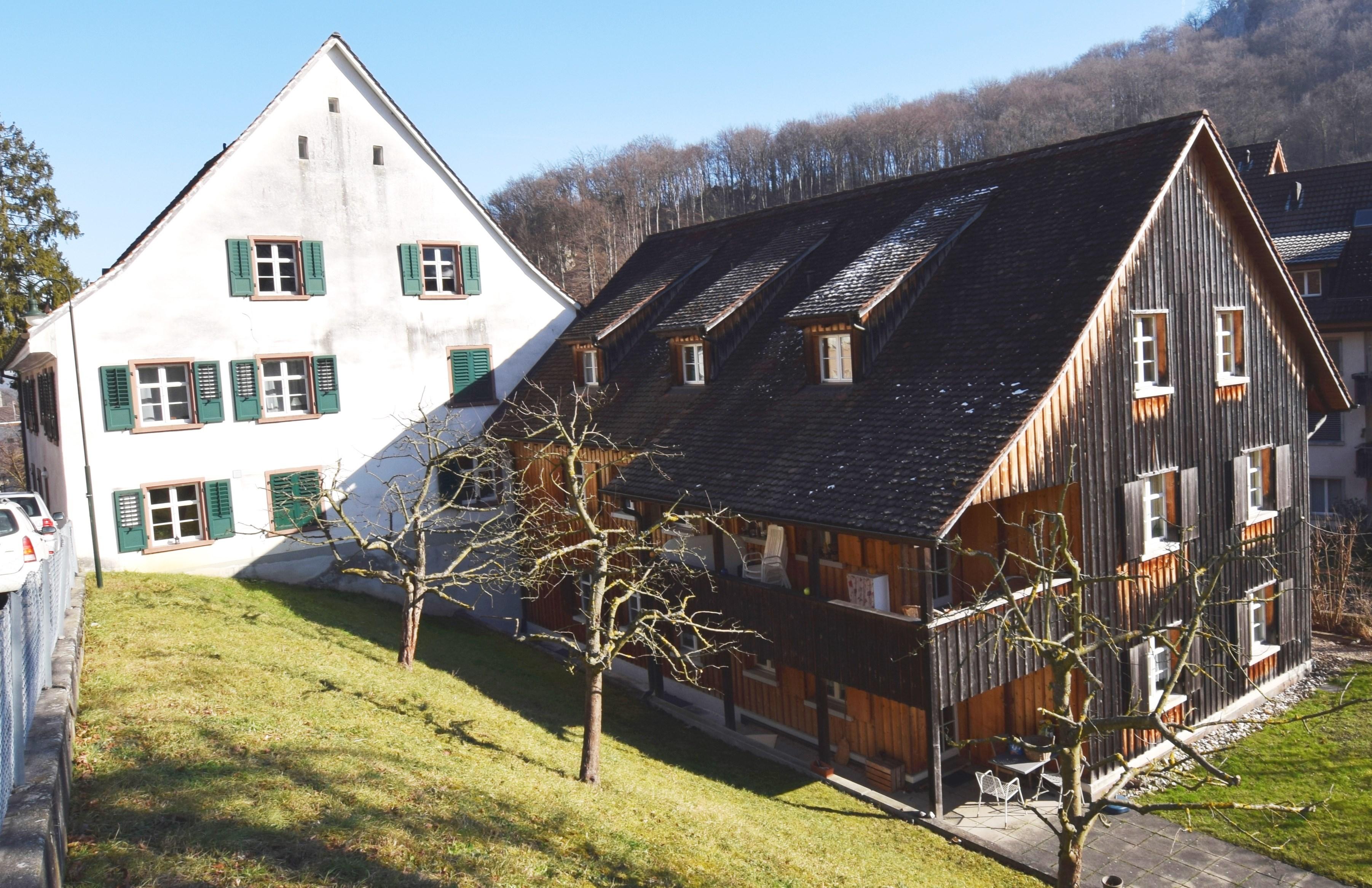 Steinrain 15 & Badweg 2