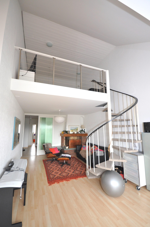 Maisonette-Dachwohnung mit Galerie