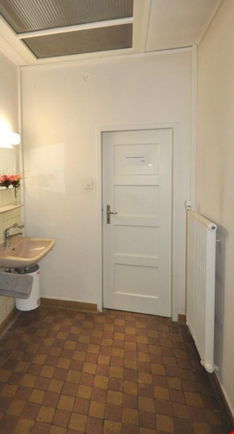 WC-Anlage zur allgemeinen Benutzung
