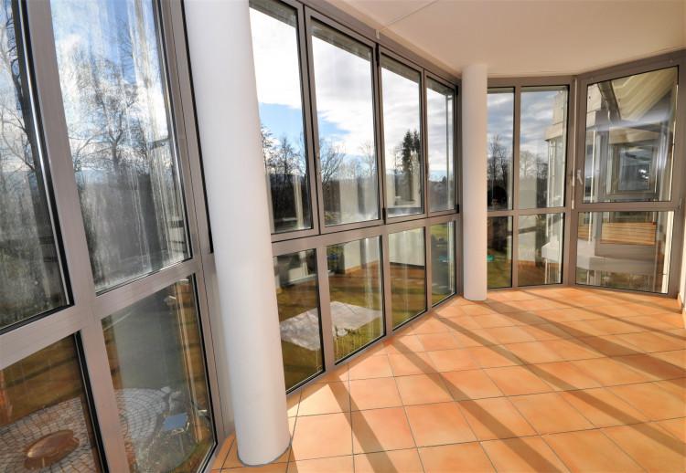Wintergarten/Balkon